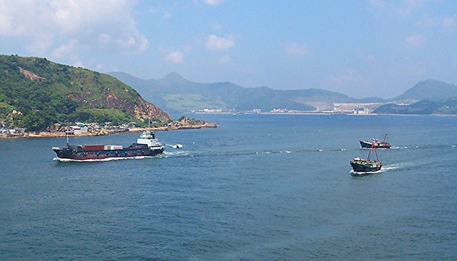 Lei Yue Mun, Kowloon, Hong Kong 鯉魚門