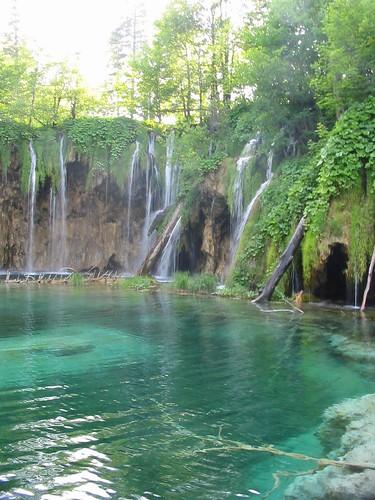 Plitvice in Croatia