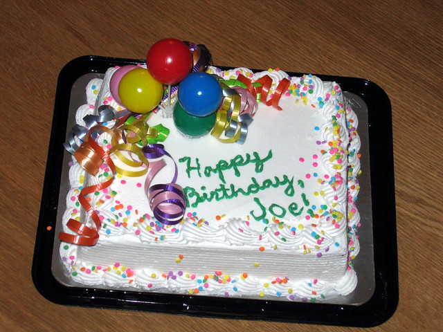 HAPPY BIRTHDAY, JOE!!!   Joe's birthday was Saturday, so I g…   Flickr