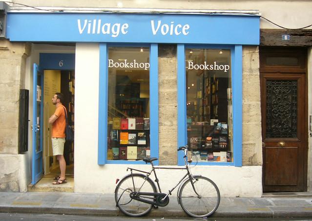 Paris, Village Voice