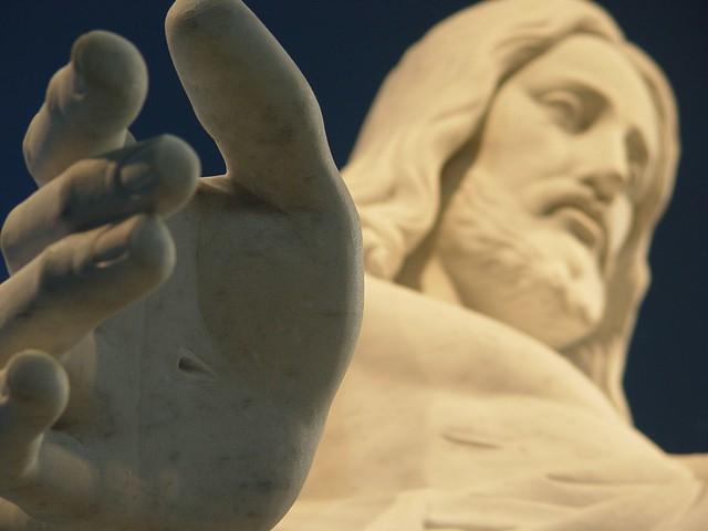 Jesus Christ - Christus Statue