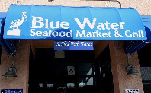 Blue Water Seafood | by cogdogblog