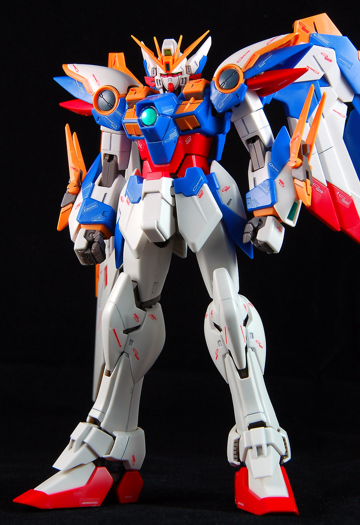 Wing Gundam Ver Ka Raymondchen Flickr
