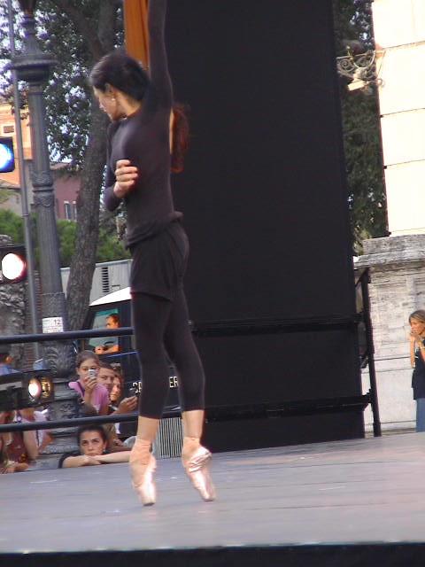 Bolle-Ferri. Prove Balletto/5