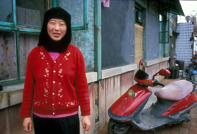 Chinese Muslim, Ping Yao, China, 2005