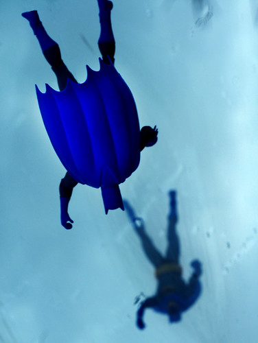 The Batman Falls 2 by Violentz