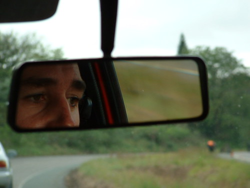 Reflections In The Rear View Mirror