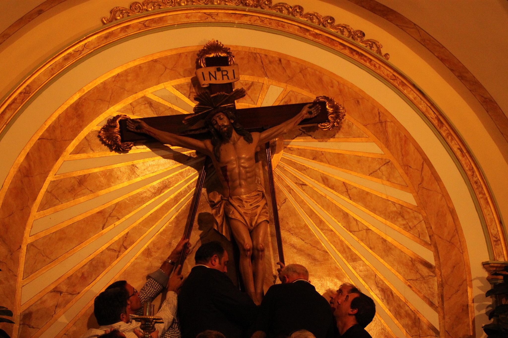 (2014-04-01) -  V Vía Crucis nocturno - Javier Romero Ripoll (218)