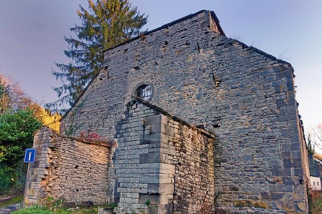 église gothique à vedrin Belgium DSC00229a