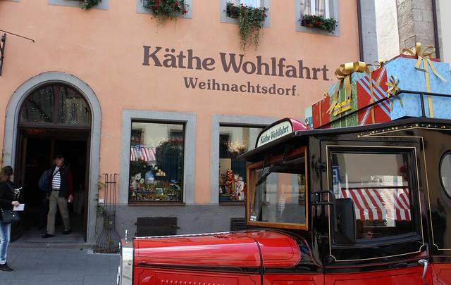 Kathe Wohlfahrt Christmas shop