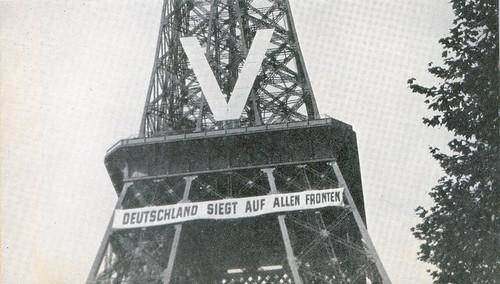 pancarta Torre Eiffel