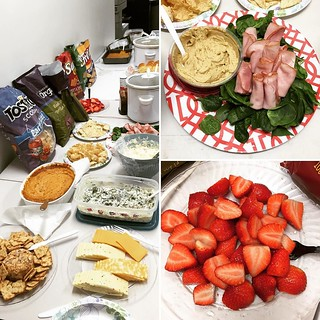 Office Lunch Potluck | by apartmentshowcase