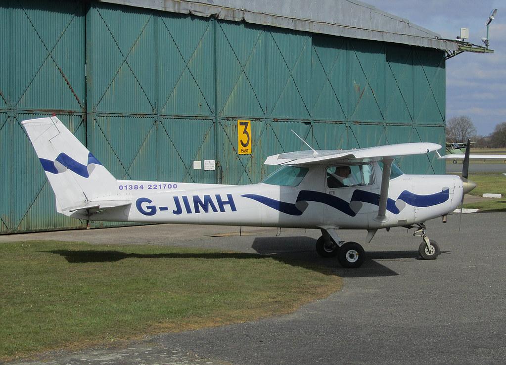 G-JIMH Cessna 152