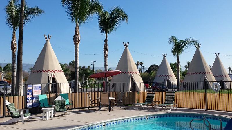 Wigwam Motel - San Bernardino, CA