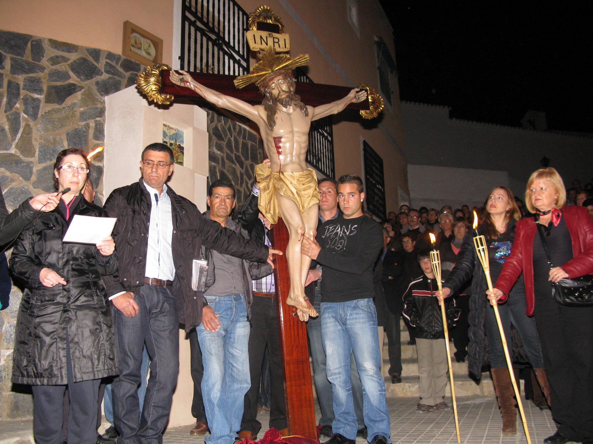 (2011-04-15) - II Vía Crucis nocturno -  Antonio Verdú Navarro (13)