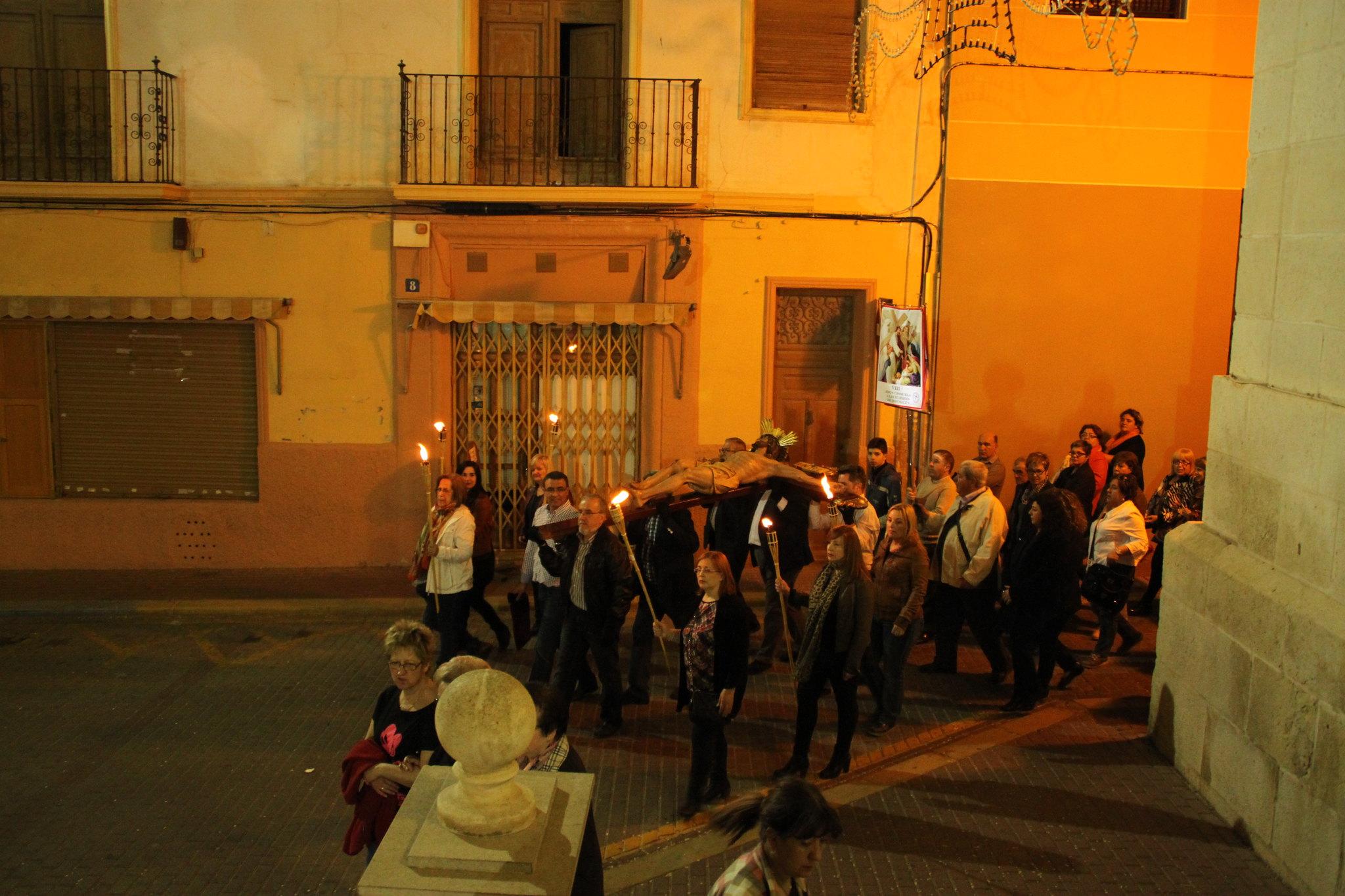 (2014-04-01) -  V Vía Crucis nocturno - Javier Romero Ripoll (47)