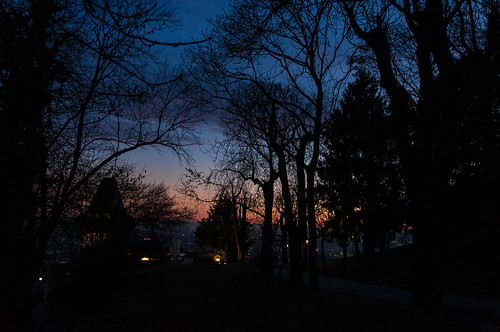 sunset sky clouds dawn austria evening abend österreich sonnenuntergang himmel wolken dämmerung graz autriche styria schlosberg steiermerk