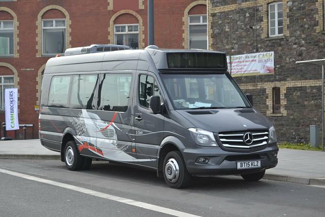 Newport Bus BT15KLZ