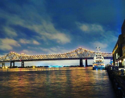 longexposure bridge canon river neworleans g16
