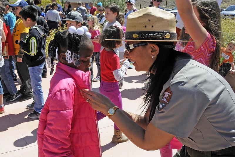 National Junior Ranger Day at Lake Mead
