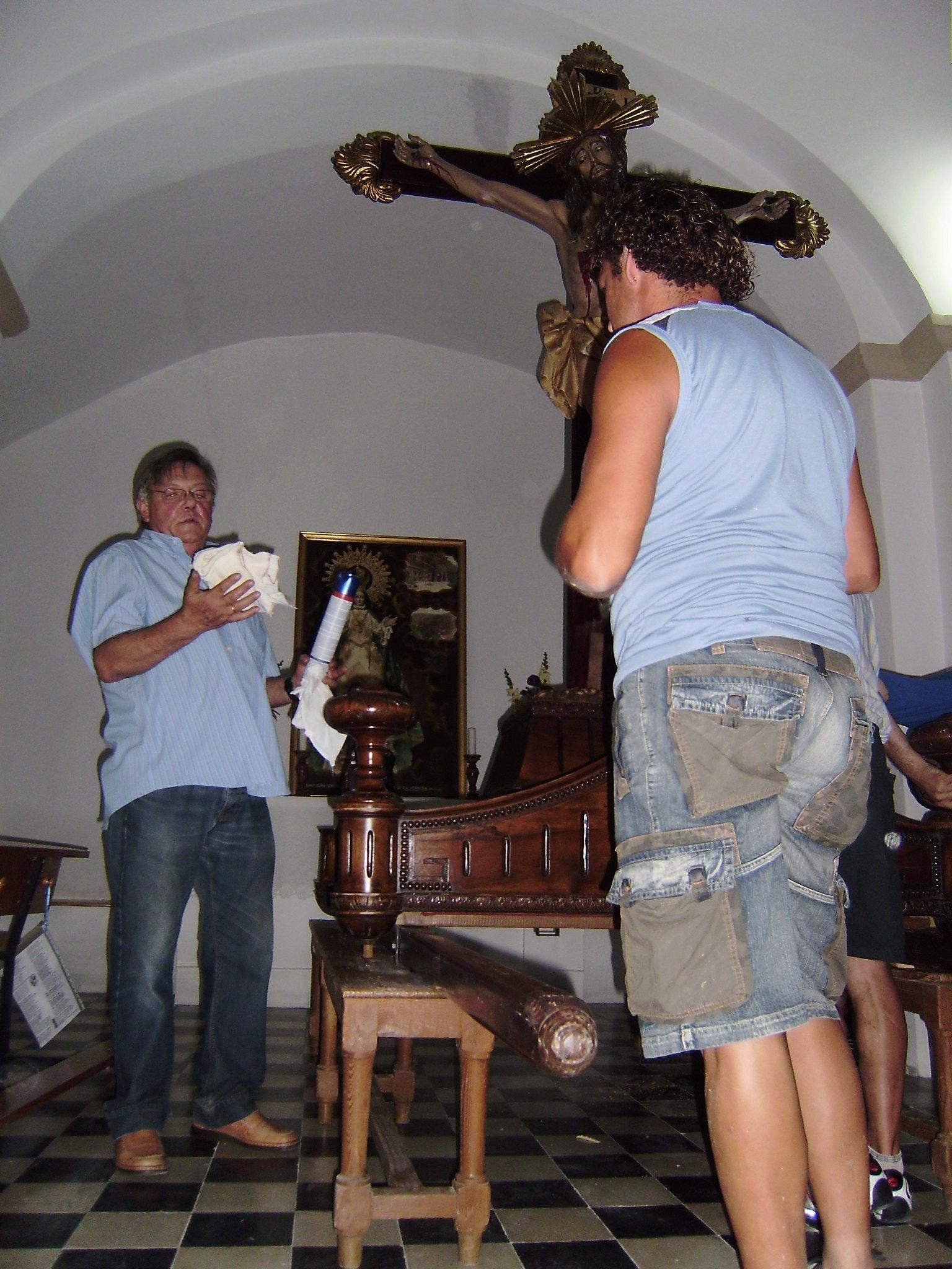 (2009-06-04) - Preparativos - Javier Romero Ripoll - (06)