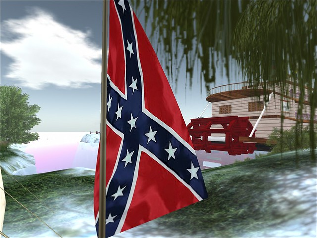 Civil War RP  - Focused Battle Flag