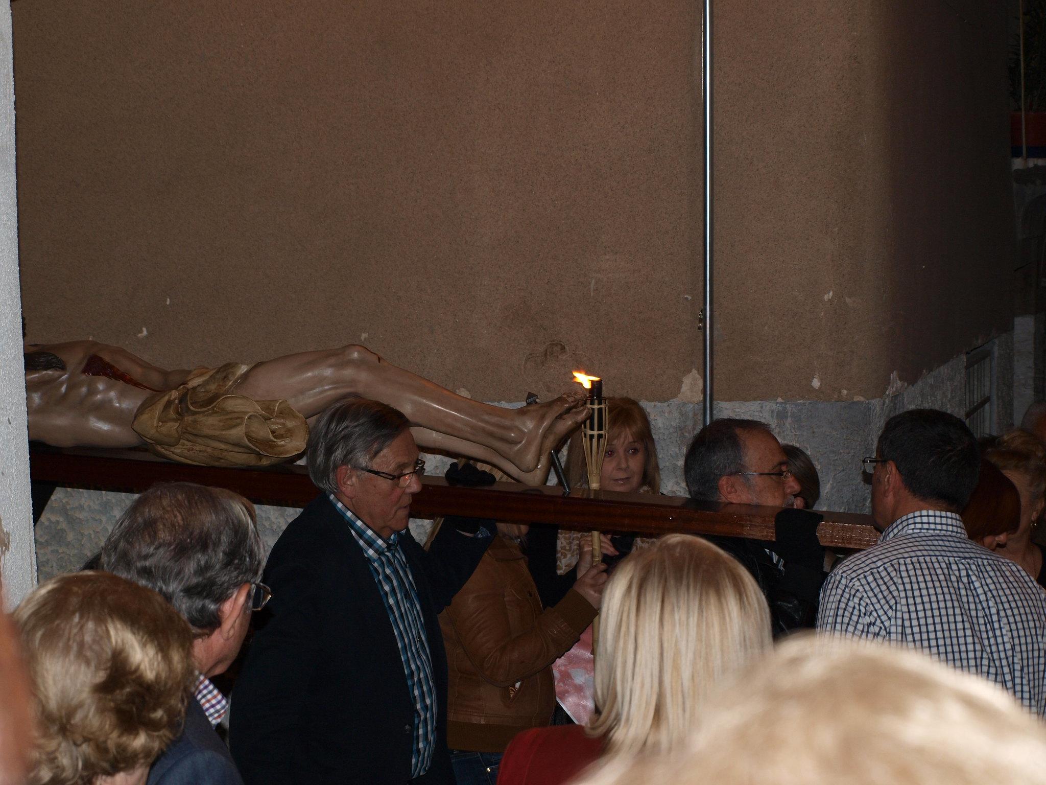 (2014-04-01) - V Vía Crucis nocturno - Paloma Romero Torralba (05)