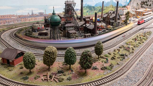 Fort Victoria Model Railway - DSC00268