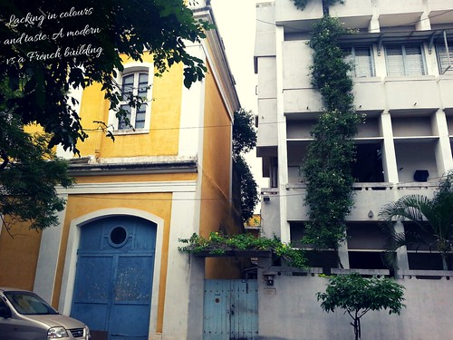 Heritage Walk Tour, Pondicherry | by wanderingjatin