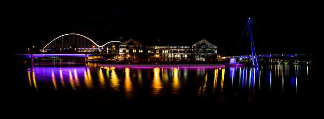 Four bridges Stockton