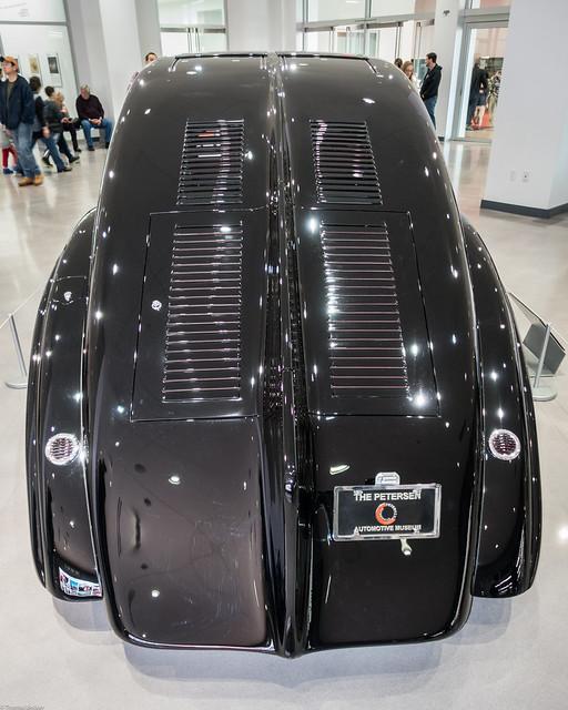 Rolls-Royce Phantom I Aerodynamic Coupé by Jonckheere (S000492)