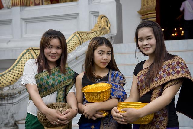 LAO255 Boun Khao Pansa - Luangprabang 196 - Laos