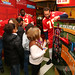 2015 Girl Scouts visit Chiefs Sports Lab