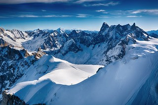 Mont Blanc | by Ispas Dacian