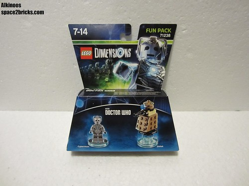 Lego Dimensions Doctor Who 71238 p1