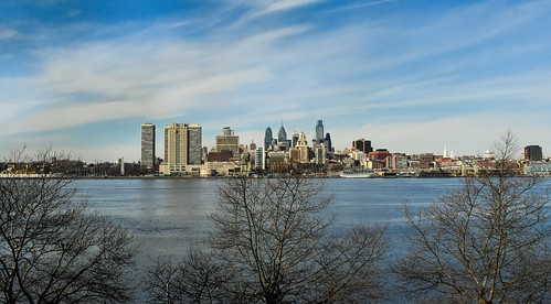 city travel blue trees sky usa philadelphia water beautiful skyline clouds skyscraper river landscape photography nikon cityscape pennsylvania camden nj bluesky pa philly nikkor delawareriver layering photooftheday adventureaquarium nikonphotography nikkorafs1855 nikond7200 saltydogphoto