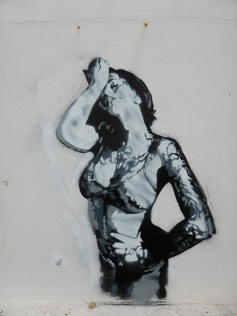 street art, Weymouth
