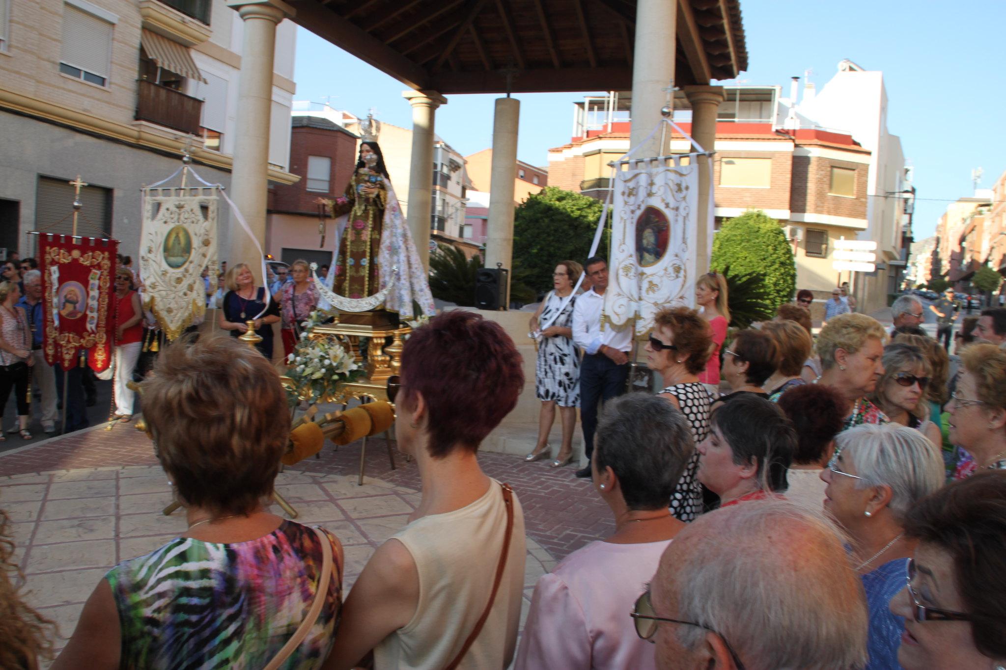 (2015-07-12) - Virgen del Carmen, parroquia La Santa Cruz - Javier Romero Ripoll (58)