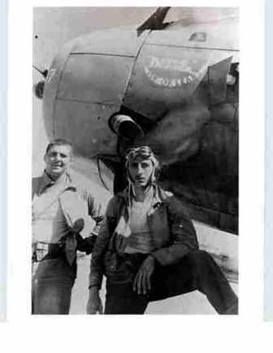 Thomas J Lupo piloto Segunda Guerra Mundial