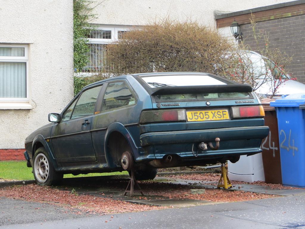 1992 Volkswagen Scirocco GT