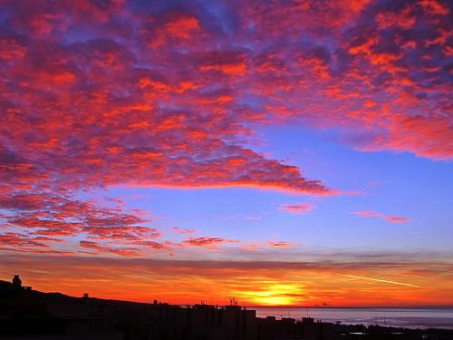 españa sunrise mar spain andalucia amanecer costadelsol mediterráneo málaga marbella
