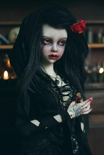 Vampire Lady | by Mamzelle Follow
