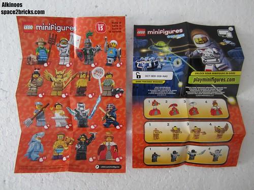 Lego Minifigures S15 p2