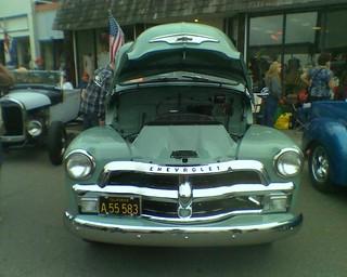 My 1954 Chevy Truck