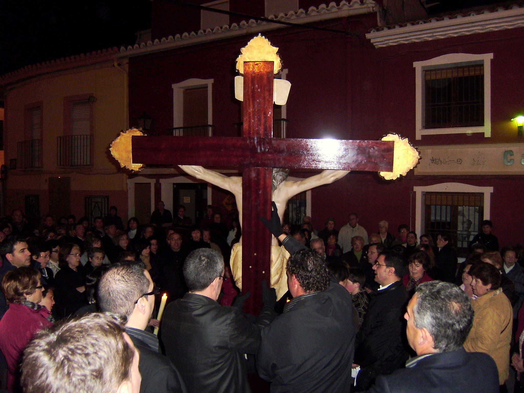 (2010-03-26) - I Vía Crucis nocturno - Javier Romero Ripoll - (11)