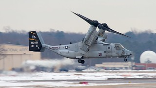 USMC V-22 Osprey | by Nicholas Peterman