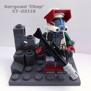 Sergeant 'Chop' | by andhe :-)