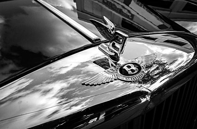 Vintage Bentley.