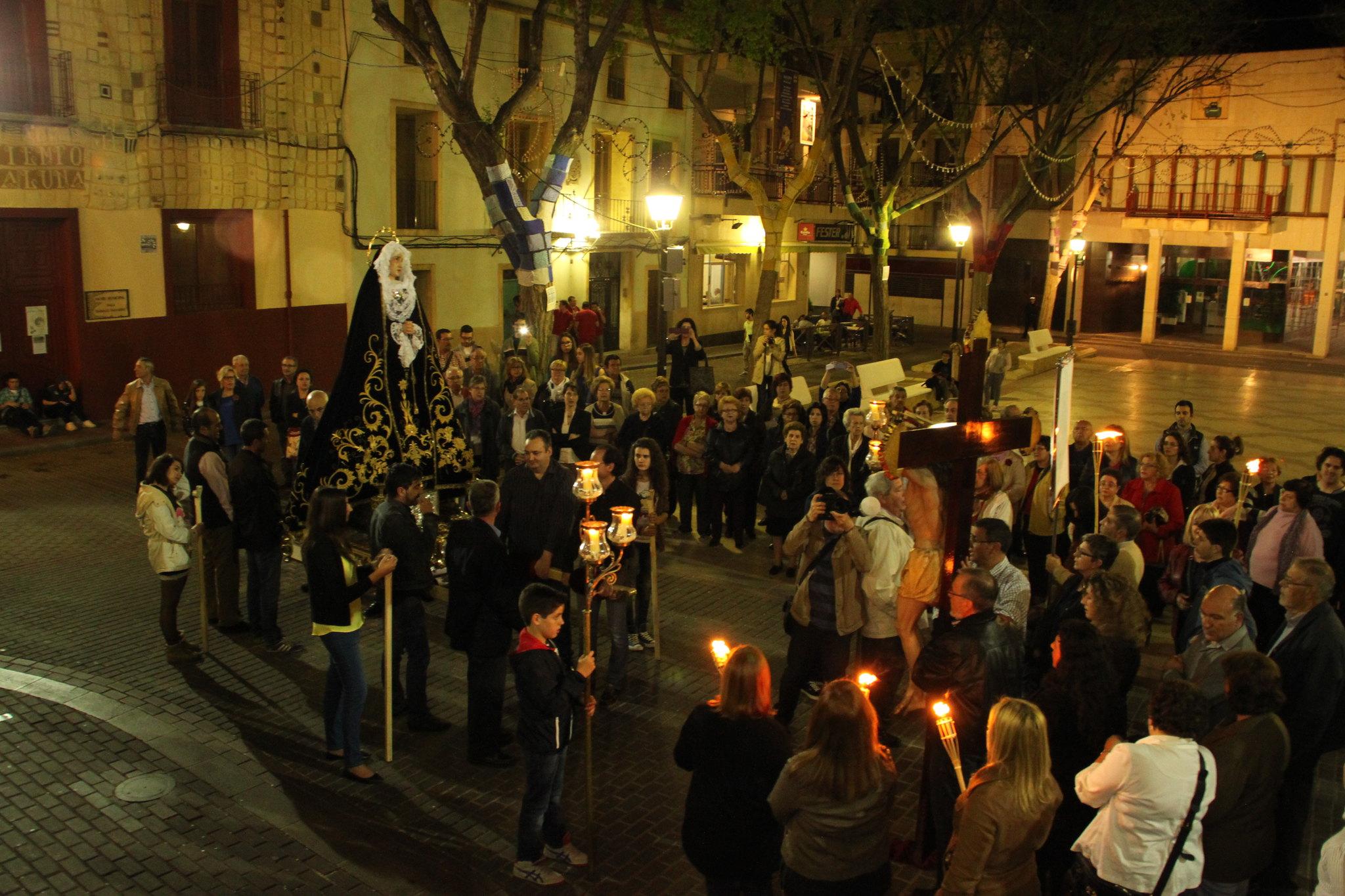 (2014-04-01) -  V Vía Crucis nocturno - Javier Romero Ripoll (66)