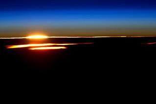 Sunrise | by NASA Johnson